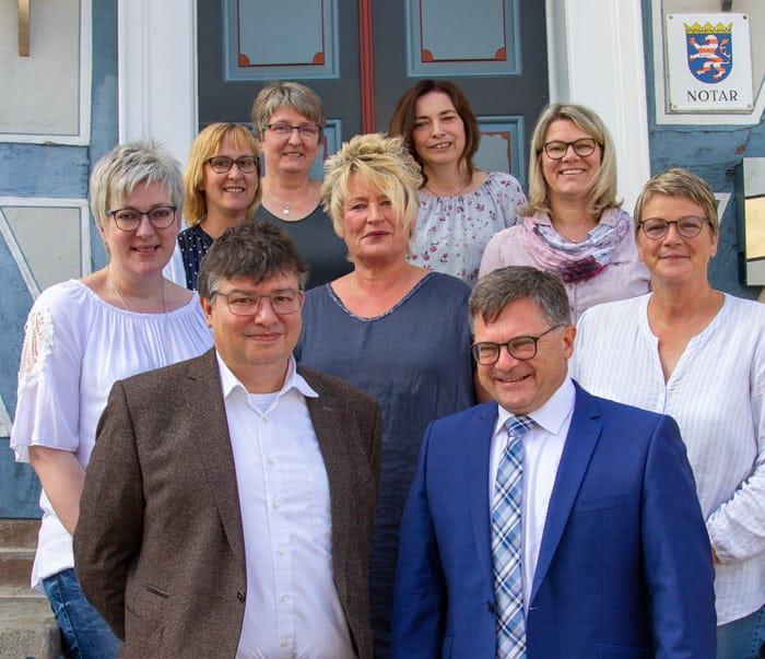 Wittich und Kaiser Rechtsanwaltskanzlei in Bebra Team